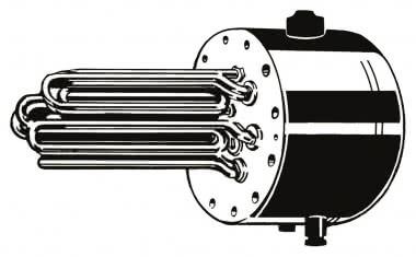 Stiebel Elektro-Heizflansch FCR 28/180 E