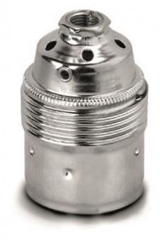 VOSS Metall Fassung E27 messingf. 102803