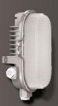 RZB Ovall.LED/2x9,1W 4000K