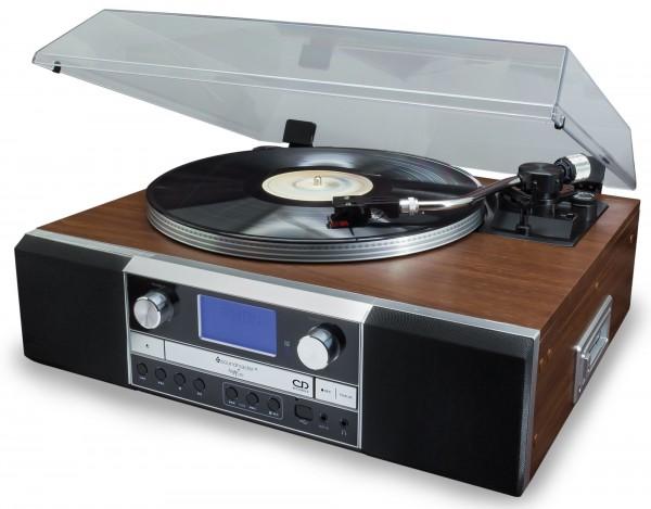 Soundmaster PL905 br/sw Musikcenter