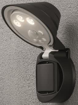 KONS LED-Fassadenleuchte 1,5W 7695-750