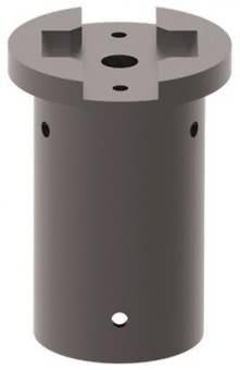 LEIP Adapter f. Mast 76mm 9.950.0999.12