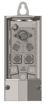 Rayc Sicherungskasten EKM-2040-1D1-4X10