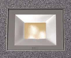 ERCO Bodeneinbauleuchte