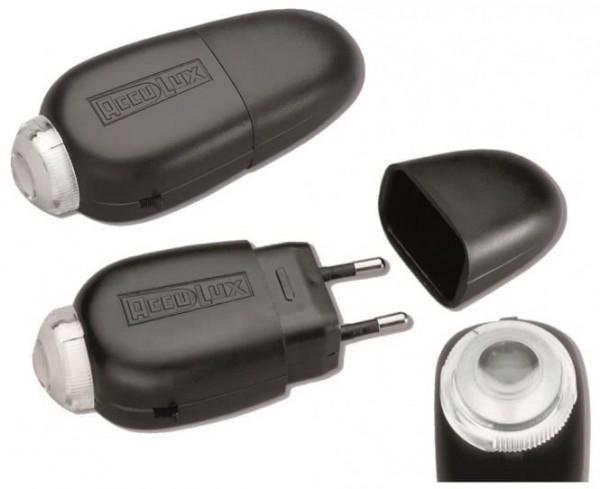 Scharnberger AccuLux LED 2000 schwarz