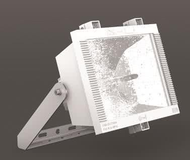 RZB Aussenstrahler weiss IP55 721107.762