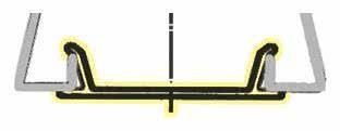 Schuch Schienen-Abdeckung TRS TRS 1000 A